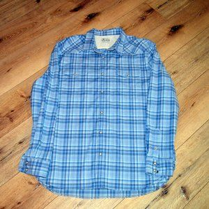 Lucky Brand Washed and Worn Shirt XXL